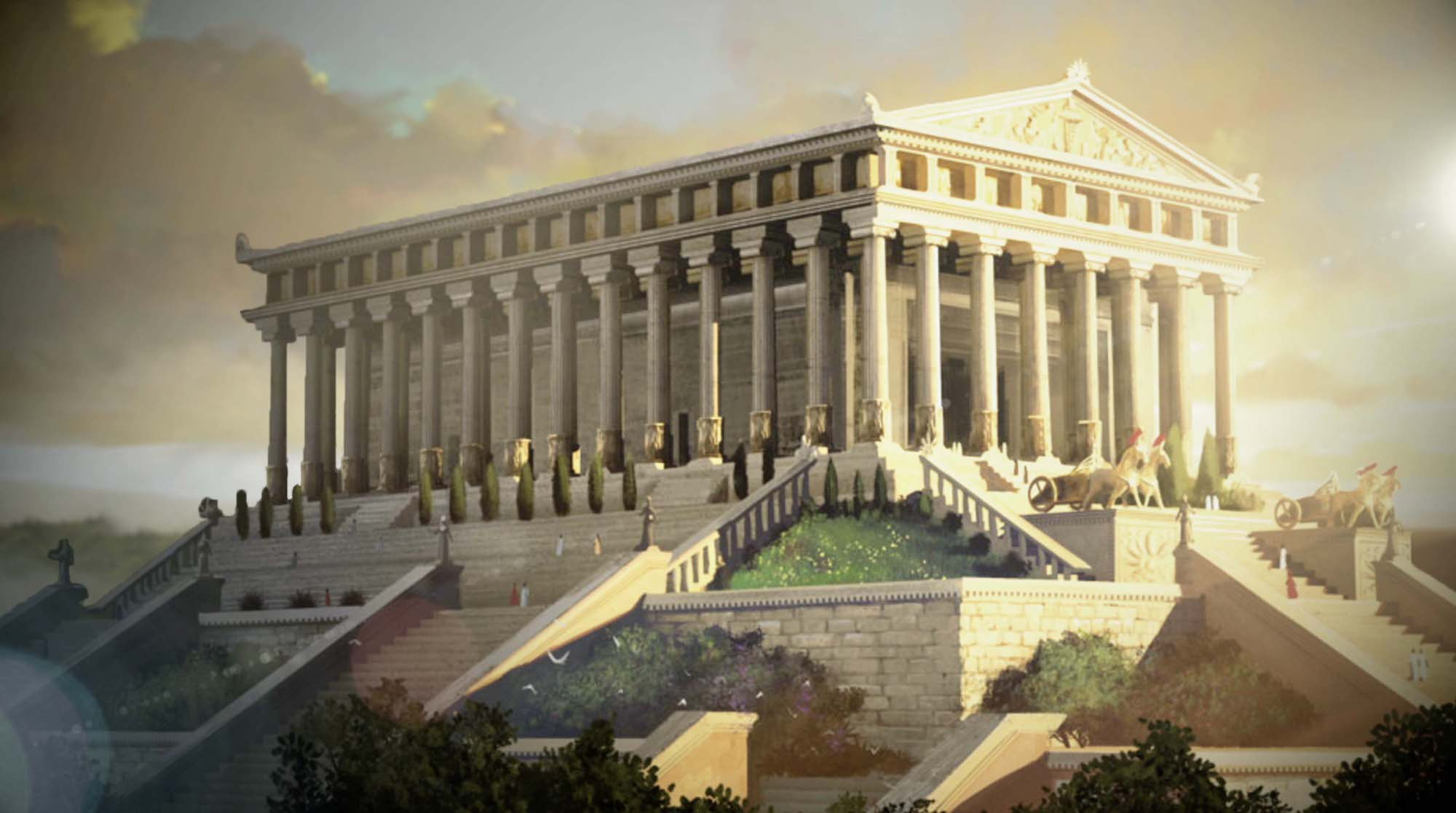 The Temple of Artemis at Ephesus - Drive Thru History Adventures