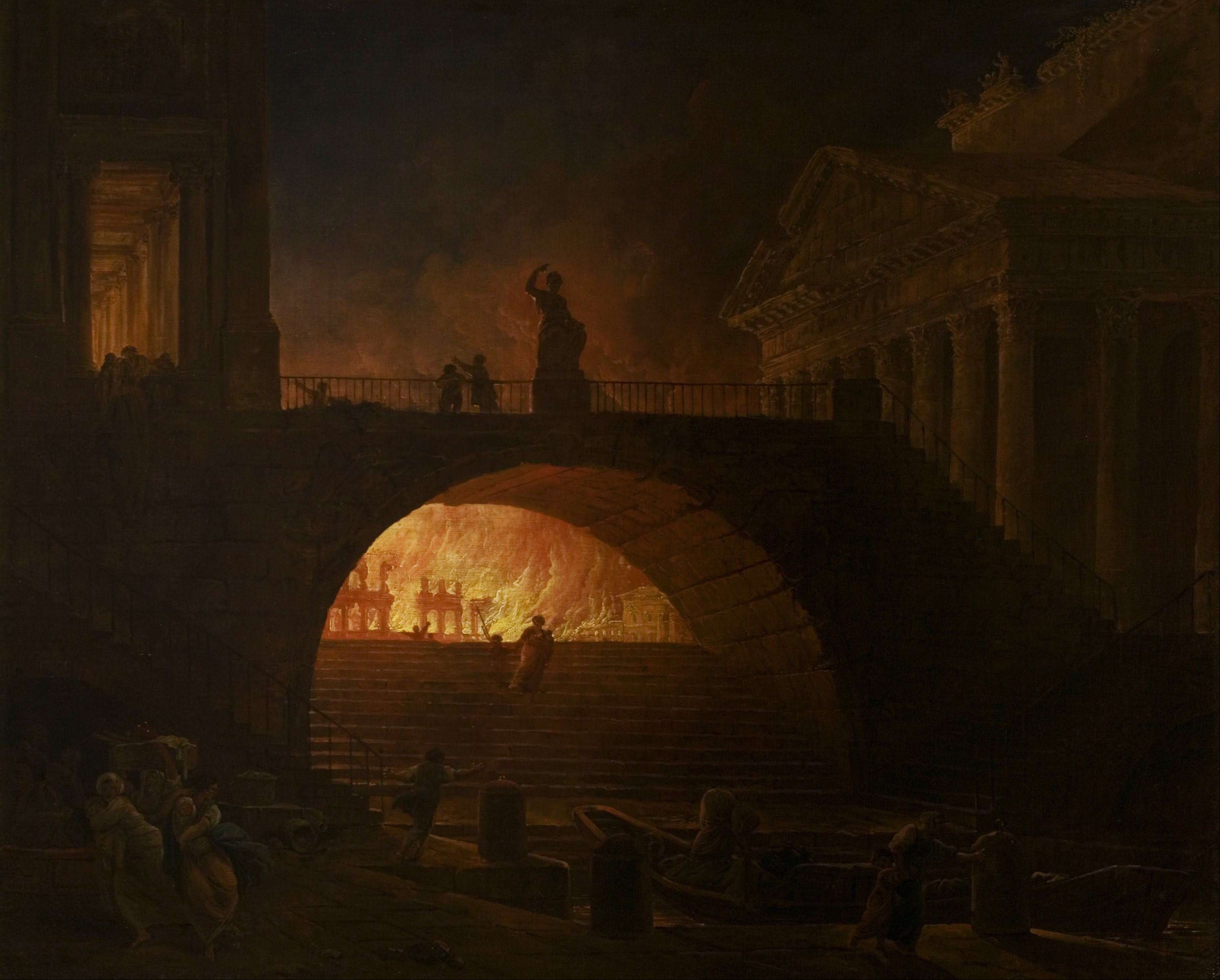 Nero and the Burning of Rome - Drive Thru History Adventures